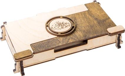 деревянный бокс под книжку