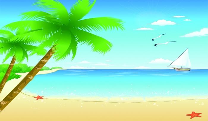 пальма фон