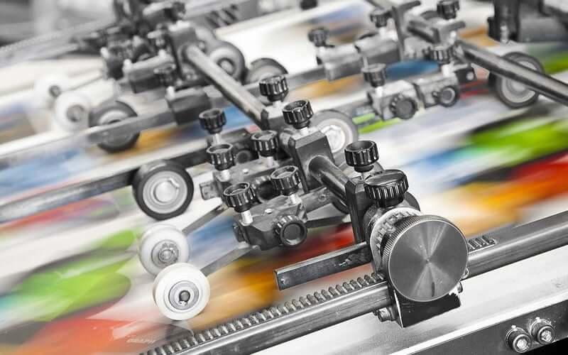 Печать журналов процесс