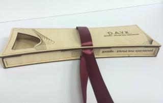 универсальная упаковка из дерева