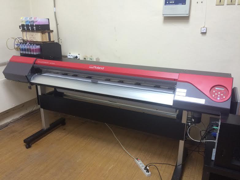 плоттер для типографии